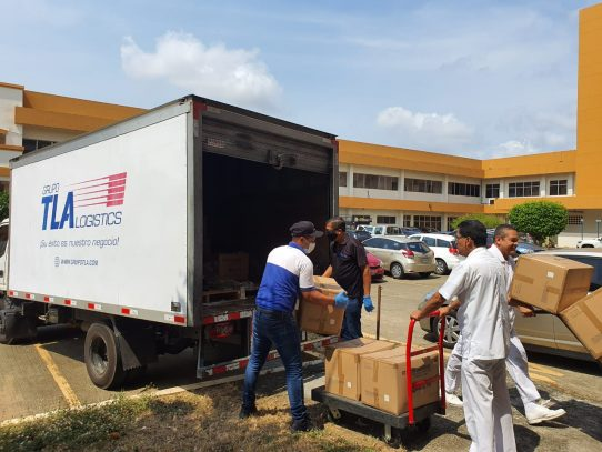 Compañías logísticas refuerzan medidas sanitarias con la reactivación gradual de la economía
