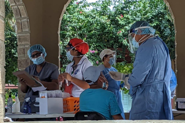 El Covid-19 deja 32 nuevos fallecidos y contagios ascienden a 55,153
