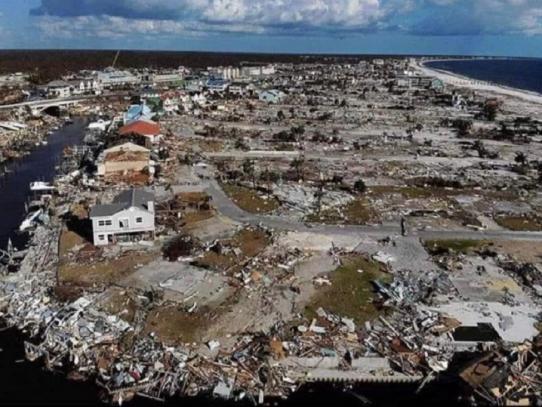Al menos 61.000 personas necesitan ayuda alimentaria en Bahamas (ONU)