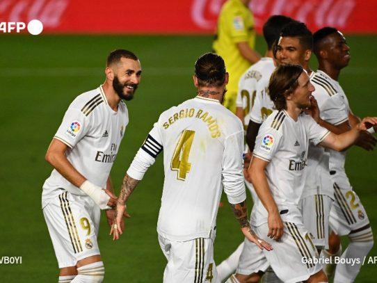 El Real Madrid comprime la punta de LaLiga