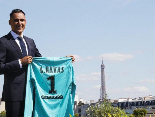 Keylor Navas, del Real Madrid al PSG en un 'intercambio' de porteros