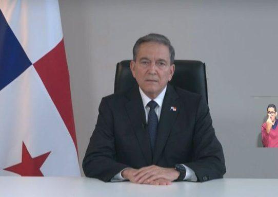Presidente Cortizo decreta este 17 de julio Día de Reflexión Nacional