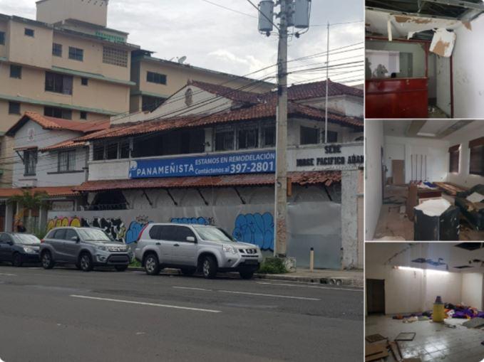 Blandón denuncia abandono de histórica sede panameñista