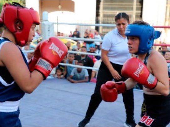 Certamen de boxeo en Las Mañanitas este 7 de septiembre