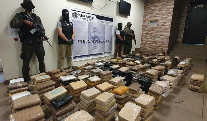Decomisan 531 paquetes con sustancia ilícita en Chame