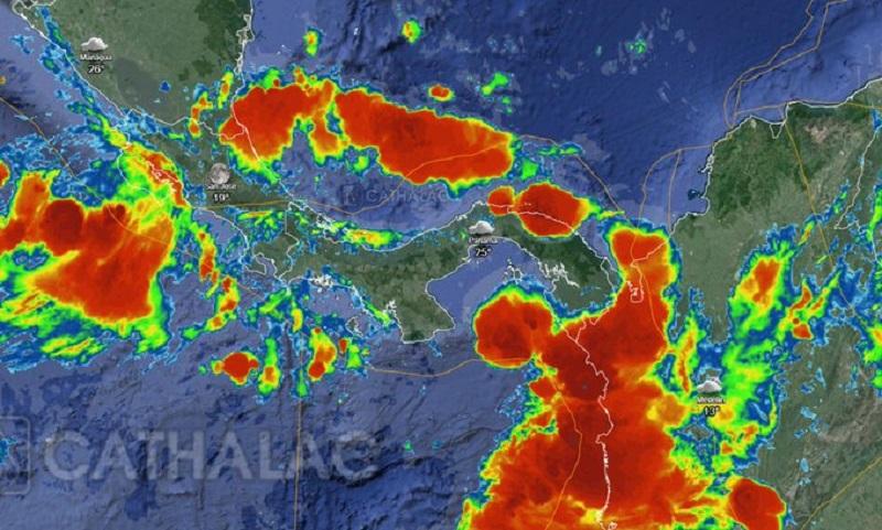Aviso de prevención por paso de Onda Tropical este 4 de septiembre