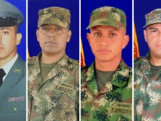 Cuatro muertos y dos heridos en ataque a militares en Colombia