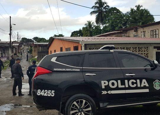 PGN y Policía Nacional realizan allanamientos en Colón