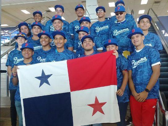 Selección de béisbol de Panamá sub 15 participa del Torneo de Las Américas