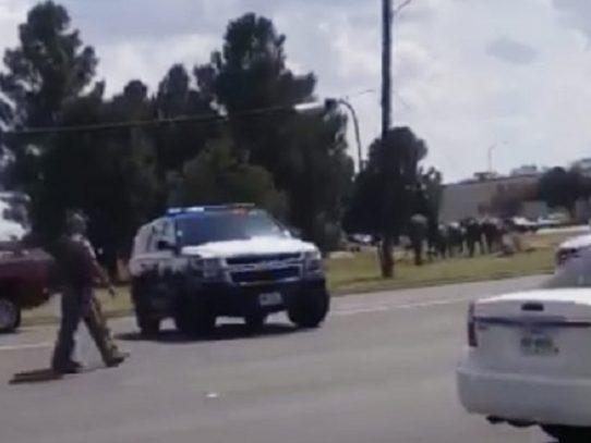 Al menos cinco muertos en tiroteo en Texas