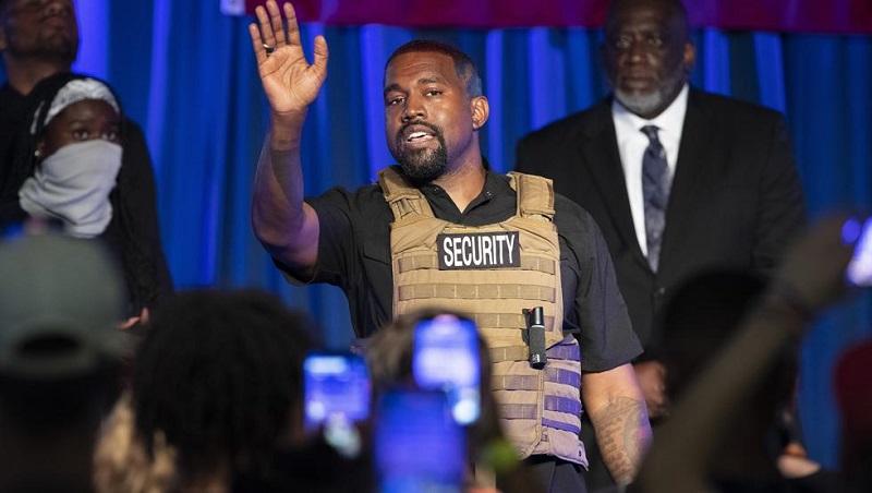 Kanye West candidato a la Casa Blanca: ¿locura, golpe publicitario o ganas de incomodar?
