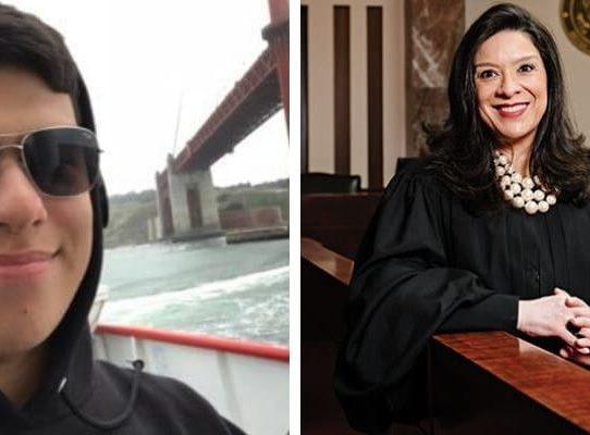 Matan al hijo de una jueza federal hispana en Nueva Jersey