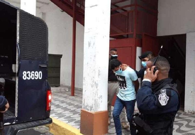 Liberan a Miguel Almanza, primer detenido por la muerte de siete jóvenes en Colón