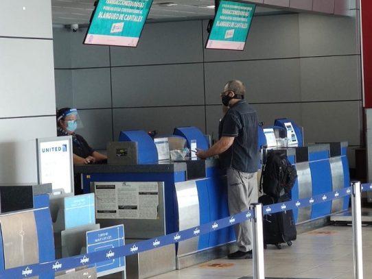 Los extranjeros pueden realizar el retorno voluntario directo en el Aeropuerto de Tocumen
