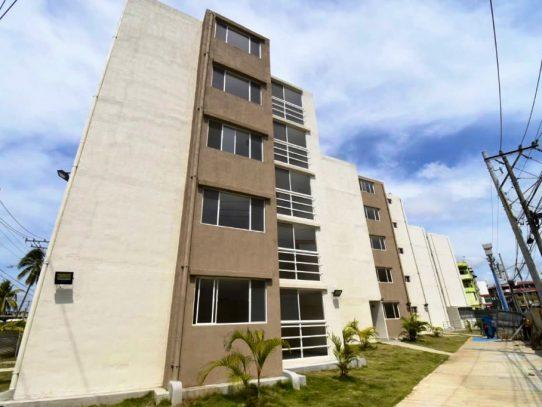 Entregan proyecto habitacional en Calidonia por $9.3 millones