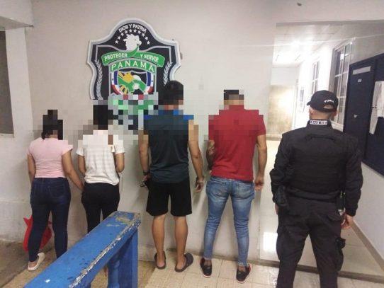 Panamá y Panamá Oeste, con más casos de Covid-19 y más violaciones al toque de queda