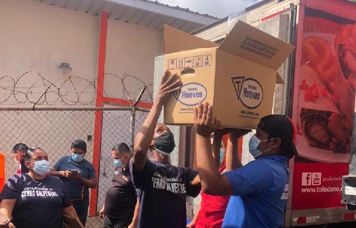 Al menos 240  mil residentes de Arraiján beneficiados con Plan Panamá Solidario