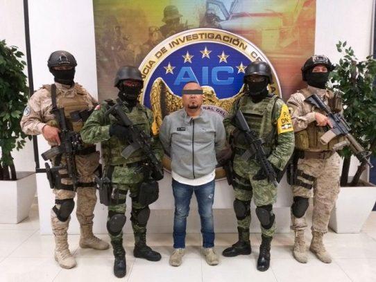"""Capturan en México a """"El Marro"""", líder de cartel dedicado a robo de gasolina"""