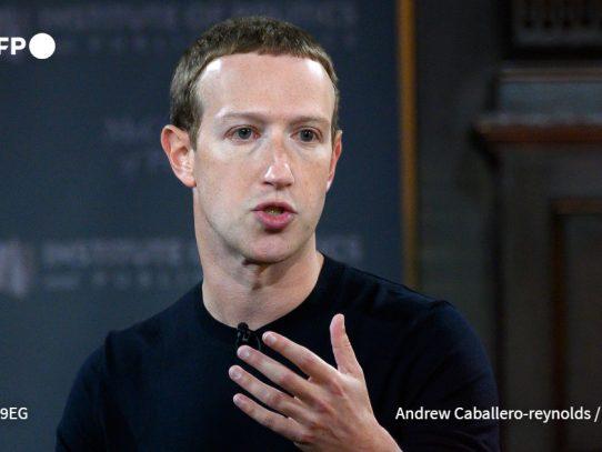 """Zuckerberg pide a las autoridades de EEUU que actualicen """"las reglas de internet"""""""