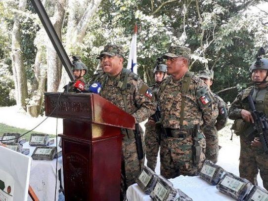 Incautan sustancias ilícitas y armas en Comarca Emberá Wounaan