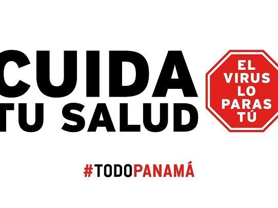 Lanzan el movimiento #TodoPanamá que busca luchar contra el COVID-19