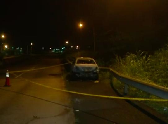 Delincuentes torturan a una familia en Arraiján y roban el vehículo que luego incendian