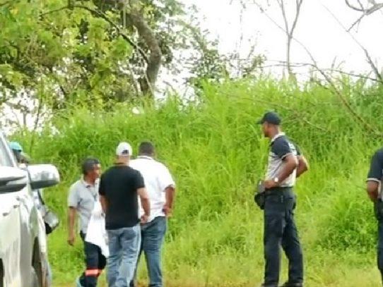 Encuentran un cadáver en Pacora