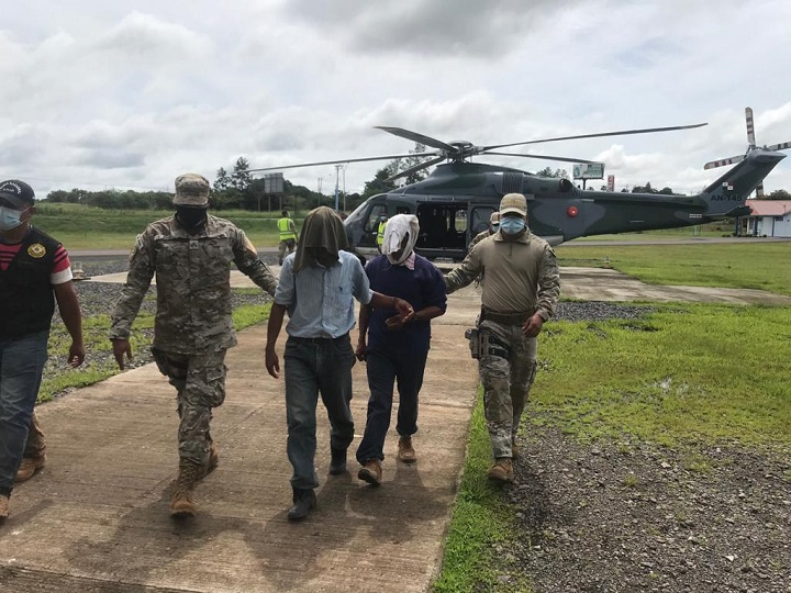 Detención provisional cuarto implicado en secta que abusaba de menores en la Comarca Ngäbe Buglé
