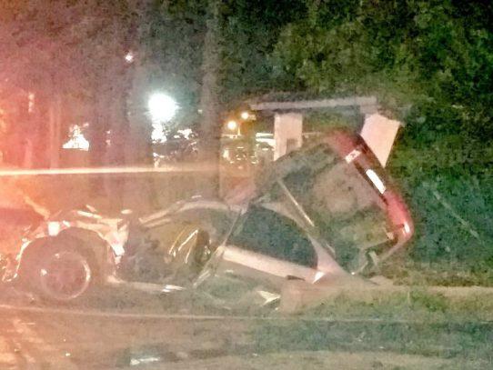 Cargos de homicidio a vinculado en accidente de Pocrí donde tres personas murieron