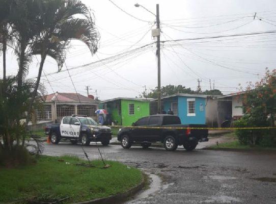 Un hombre es asesinado en Vacamonte, Arraiján