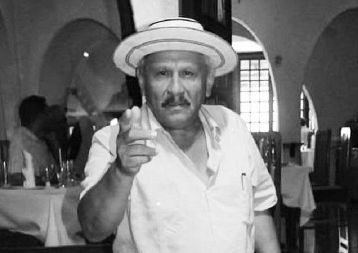 """Otra baja en el folclor panameño, fallece Antonio """"Toñito"""" Vargas"""
