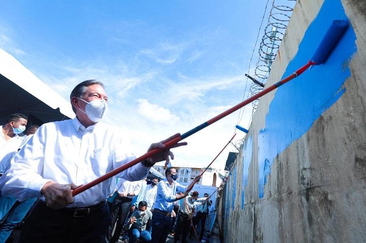 Presidente Cortizo  pone en ejecución el Programa Recuperando Mi Barrio