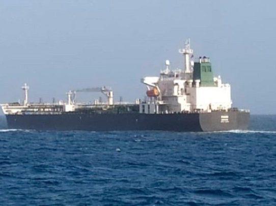 EE.UU. incauta combustible iraní enviado a Venezuela