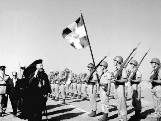 """Chipre, la """"república reticente"""" que celebra sus 60 años sin grandes fastos"""