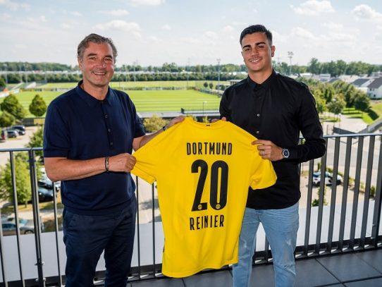 El Real Madrid cede a Reinier al Borussia Dortmund hasta 2022