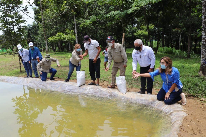 ARAP lanza campaña para la siembra y consumo de tilapia