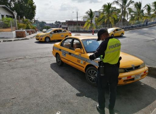 Taxis de Panamá y Pmá. Oeste podrán circular sin restricción de placa