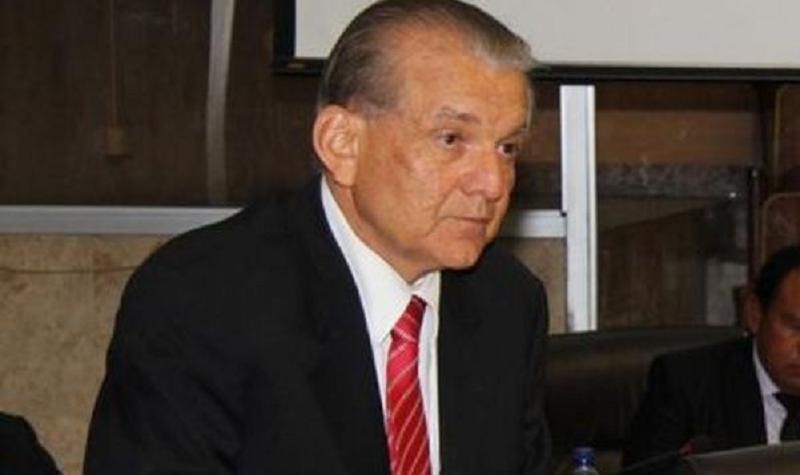 Hospitalizan al diputado Hernán Delgado
