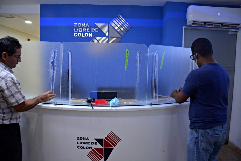 Zona Libre de Colón reabre sus puertas el próximo 7 de septiembre