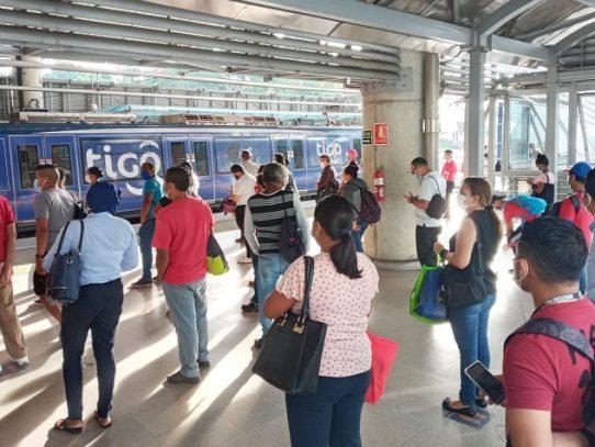 Metro de Panamá operará hasta las 10:00 p.m. de lunes a viernes