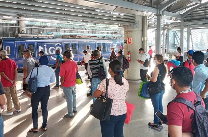 El Metro de Panamá anuncia reapertura de estaciones de las Líneas 1 y 2