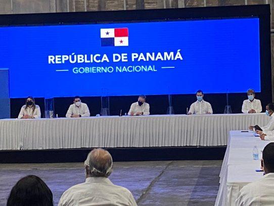 Presidente Cortizo sanciona ley que crea el régimen especial EMMA