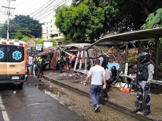 Detención provisional para involucrado en accidente de Villa Lorena que dejó 3 muertos