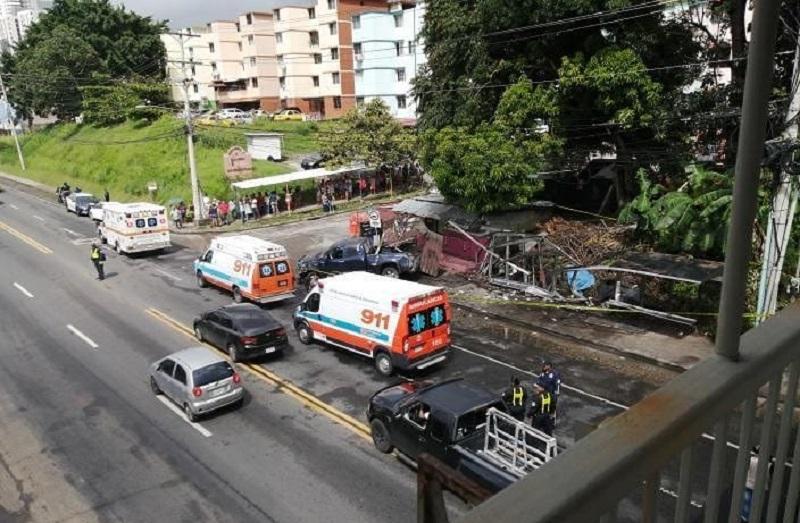Audiencia por accidente de tránsito que dejó tres muertos en Villa Lorena