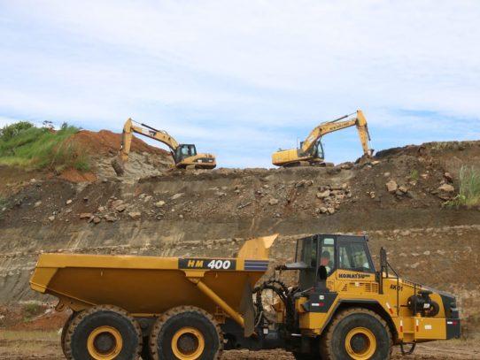 Gobierno reactiva trabajos de construcción del proyecto Altos de Los Lagos