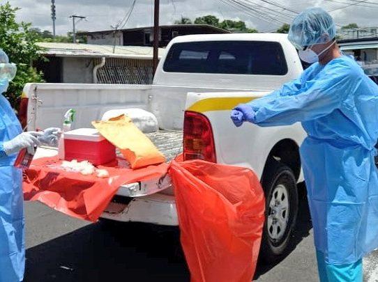 Reportan 917 nuevos casos de Covid-19, siete muertes aumentan la cifra a 2,002