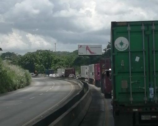 COEL pondera habilitación de carriles para descongestionar peaje de autopista Panamá-Colón