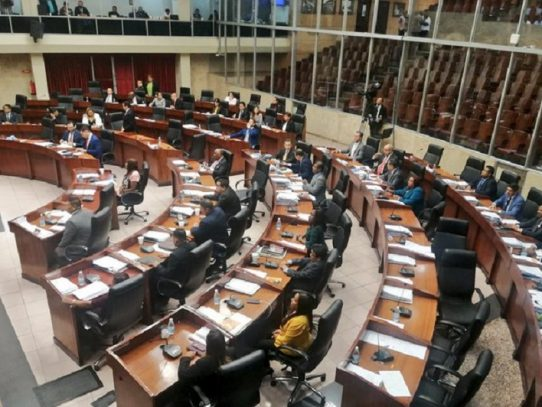Diputados aprueban en segundo debate 107 artículos de las reformas constitucionales