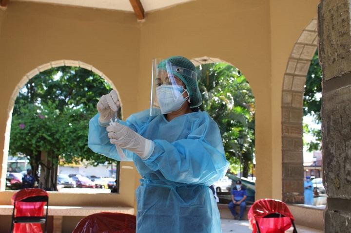 A seis meses de la pandemia reportan 72,203 recuperados y 25,385 casos activos