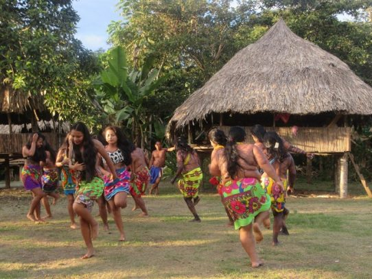 Honran a la mujer indígena en su día